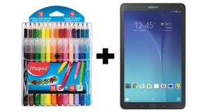 10 tablettes Samsung Galaxy Tab