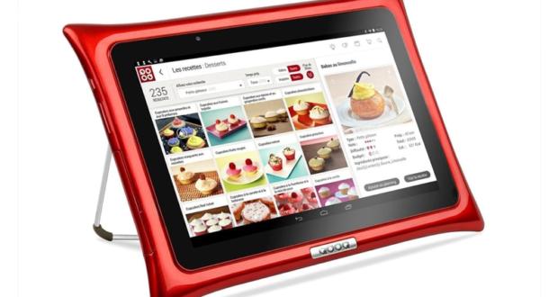 2 tablettes de cuisine qooq chantillons gratuits france