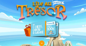 300 cartes cadeau E.Leclerc de 10 euros