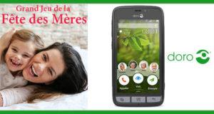 8 smartphones Doro 8031