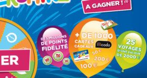 Bon Auchan Voyage de 2000 euros