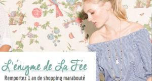 Bon d'achat La Fée Maraboutée de 1000 euros