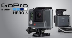 Caméro vidéo GoPro Hero 5