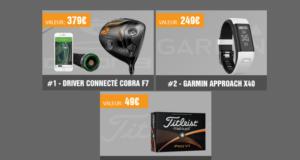 Driver connecté Cobra de 379 euros