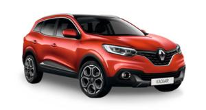 Gagnez une Voiture Renault Kadjar