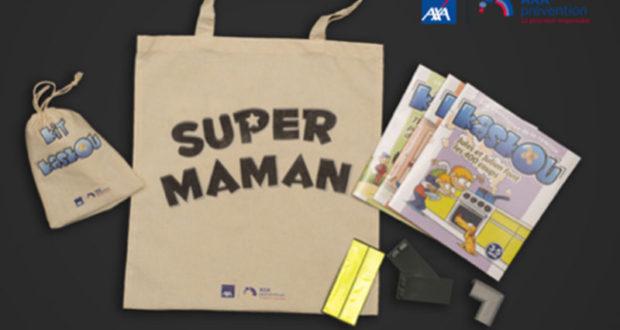 Kit Super Maman Super Papa GRATUIT