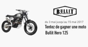 Moto Bullit Hero 125cm3