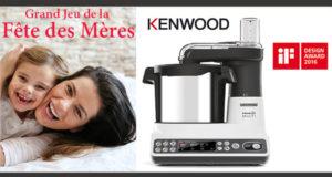 Robots de cuisine kCook Multi de Kenwood