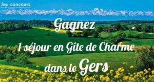 Séjour de 7 jours pour 6 personnes en gîte dans le Gers