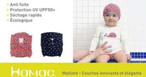 Test de produits, Le Maillot-Couche Hamac