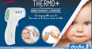 Testez Le thermomètre sans contact THERMO+ DODIE