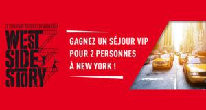 Voyage de 5 jours pour 2 personnes en hôtel 4 étoiles à New York