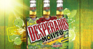 1000 Packs Desperados Mojito à tester