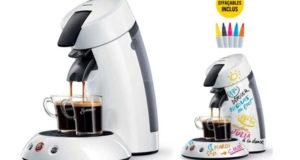 15 mois de café offerts pour l'achat d'une machine Senseo