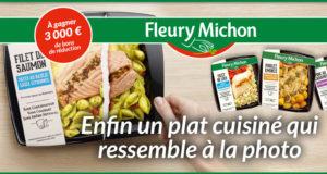 200 bons d'achat Fleury Michon de 15 euros