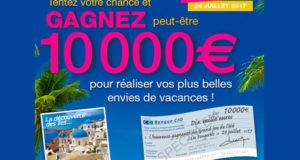 Chèque de 10000 euros