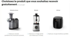 Extracteur de jus Philips