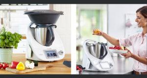 Robot de cuisine Thermomix avec 6 mois d'abonnement à Cookidoo