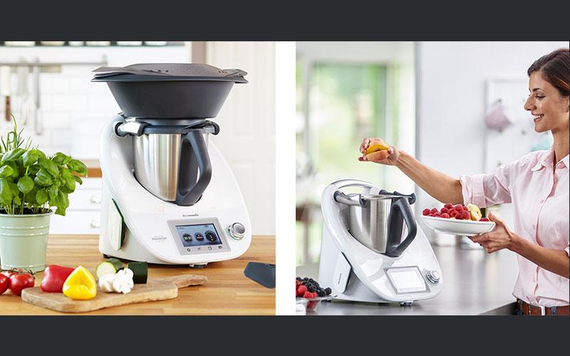 robot de cuisine thermomix avec 6 mois d 39 abonnement cookidoo chantillons gratuits france. Black Bedroom Furniture Sets. Home Design Ideas