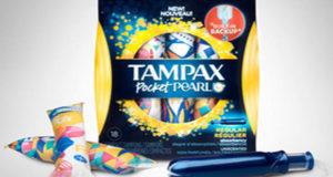 Tampax Compak Pearl à tester gratuitement