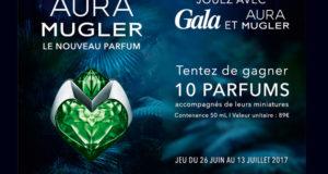 10 parfums Aura Mugler