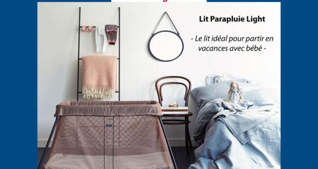 lit parapluie babybj rn. Black Bedroom Furniture Sets. Home Design Ideas