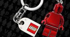 Porte-clés LEGO offert