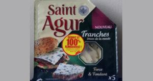 Saint Agur Tranches 100% remboursé