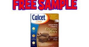 Échantillons gratuits de produits Creamy Bites