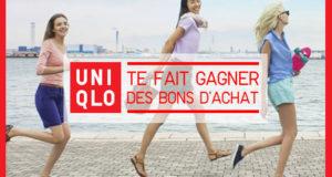 Bon d'achat Uniqlo de 250 euros