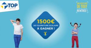 Bon d'achat de 200 euros Top Office