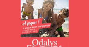 Séjour d'une semaine pour 4 dans une résidence Odalys Vacances