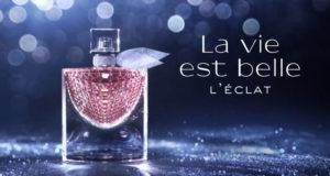 Échantillons du parfum Lancôme La Vie est Belle L'Éclat