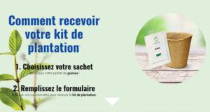 10 000 Kits de plantation gratuits