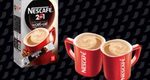 2000 packs gratuits Nescafé 2en1 à tester