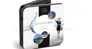 Coffret voyage Brittanybox Ruby Classique pour 2 à 4 personnes