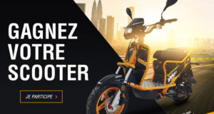 Gagnez un Scooter IMF