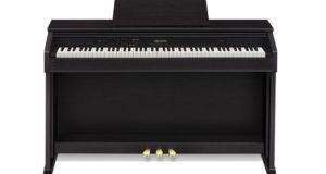 Piano numérique Casio Celviano AP-460BK
