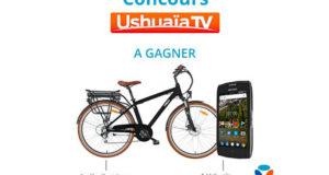 Vélo électrique Ushuaïa Bike de 1390 euros