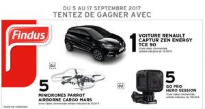 Voiture Renault Captur de 18000 euros