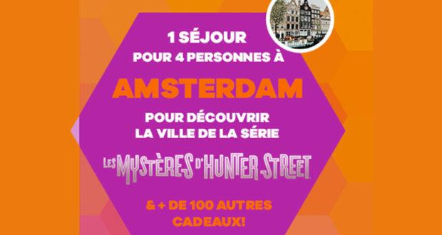 Week end pour 2 adultes et 2 enfants amsterdam - Echantillon gratuit de couche pour adulte ...