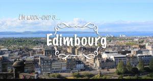 Week-end pour 2 personnes à Edimbourg en Ecosse