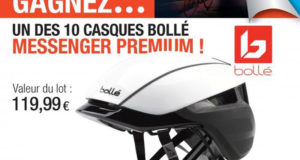 10 casques vélo (valeur unitaire 119 euros)