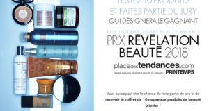 100 box de 10 cosmétiques de luxe à tester gratuitement