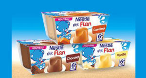 1500 packs de P'tit Flan à tester gratuitement