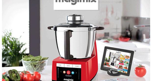 2 robots de cuisine cook expert magimix valeur unitaire. Black Bedroom Furniture Sets. Home Design Ideas