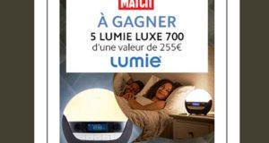 5 réveils simulateurs d'aube Lumie