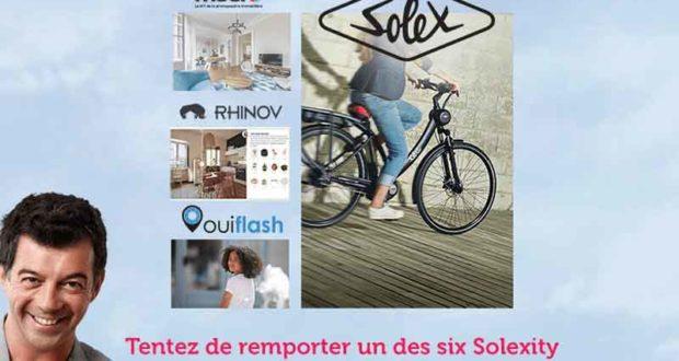 6 vélos électriques (valeur unitaire 2250 euros)