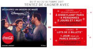 65 week-ends pour 4 personnes pour Disneyland Paris