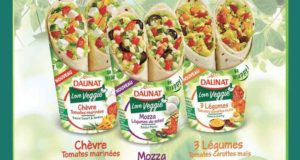650 Packs découverte Wrap Veggie